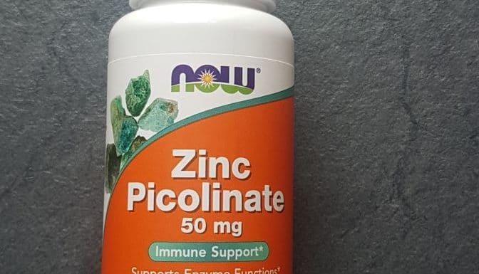 NOW Zinc Picolinate Review – The Best Form Of Zinc?