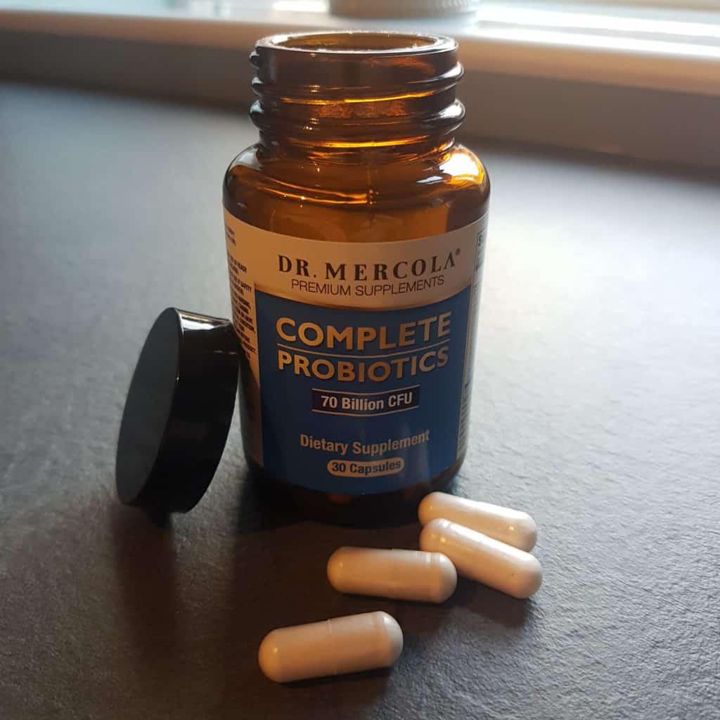 dr mercola complete probiotics capsules