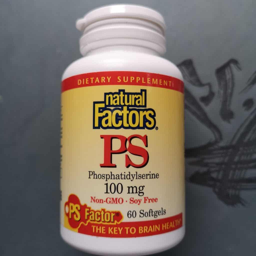 natural factors phosphatidylserine