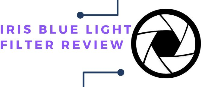 iris blue light filter review
