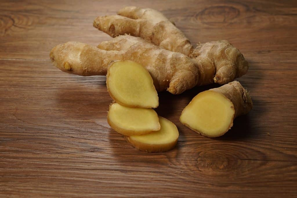 ginger for muscle soreness