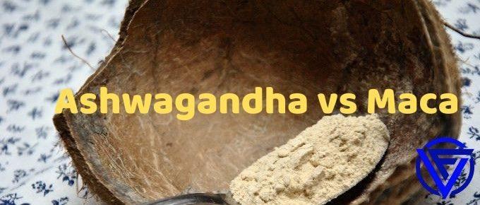 ashwagandha vs maca
