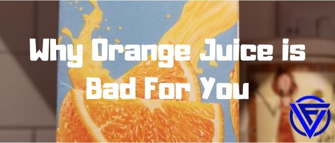 Why Orange Juice is Bad For You (And What to Drink Instead)