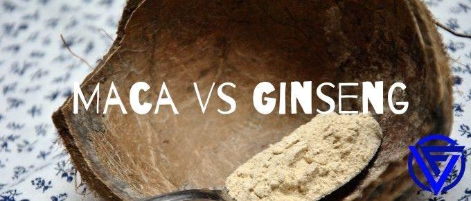 maca vs ginseng