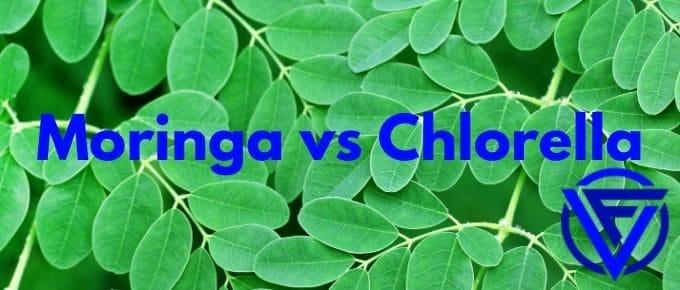 moringa vs chlorella