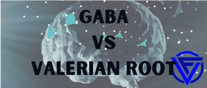 GABA vs valerian root