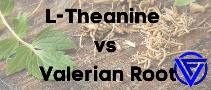 L-Theanine vs Valerian Root