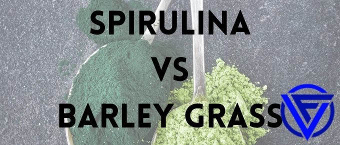 Spirulina vs Barley Grass