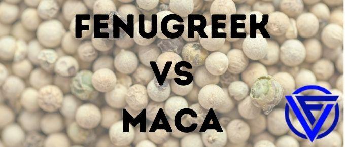 Fenugreek vs Maca – Which One Should You Take?